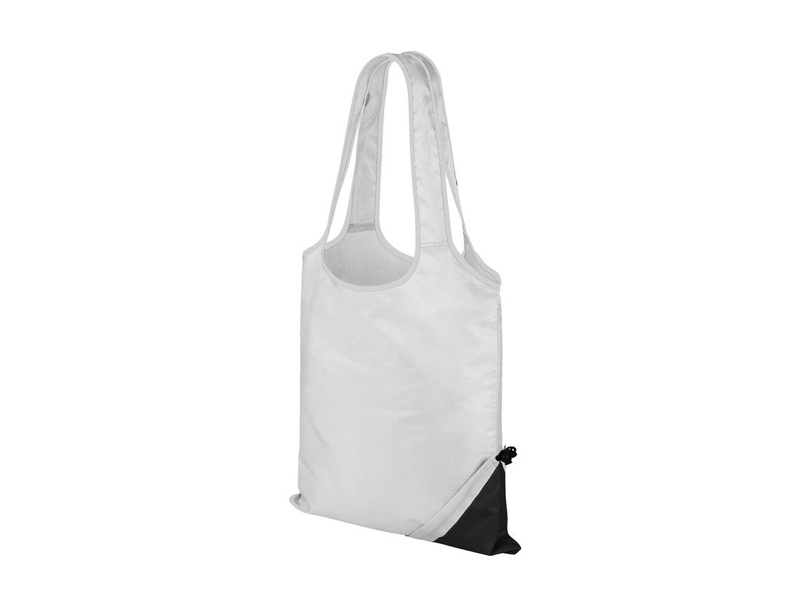 Result HDI Compact Shopper, White/Black, One Size bedrucken, Art.-Nr. 600330560
