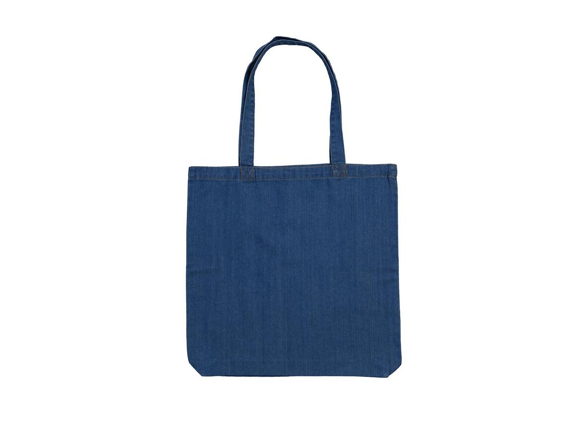 Mantis Denim Tote Bag, Denim Blue, One Size bedrucken, Art.-Nr. 600483080