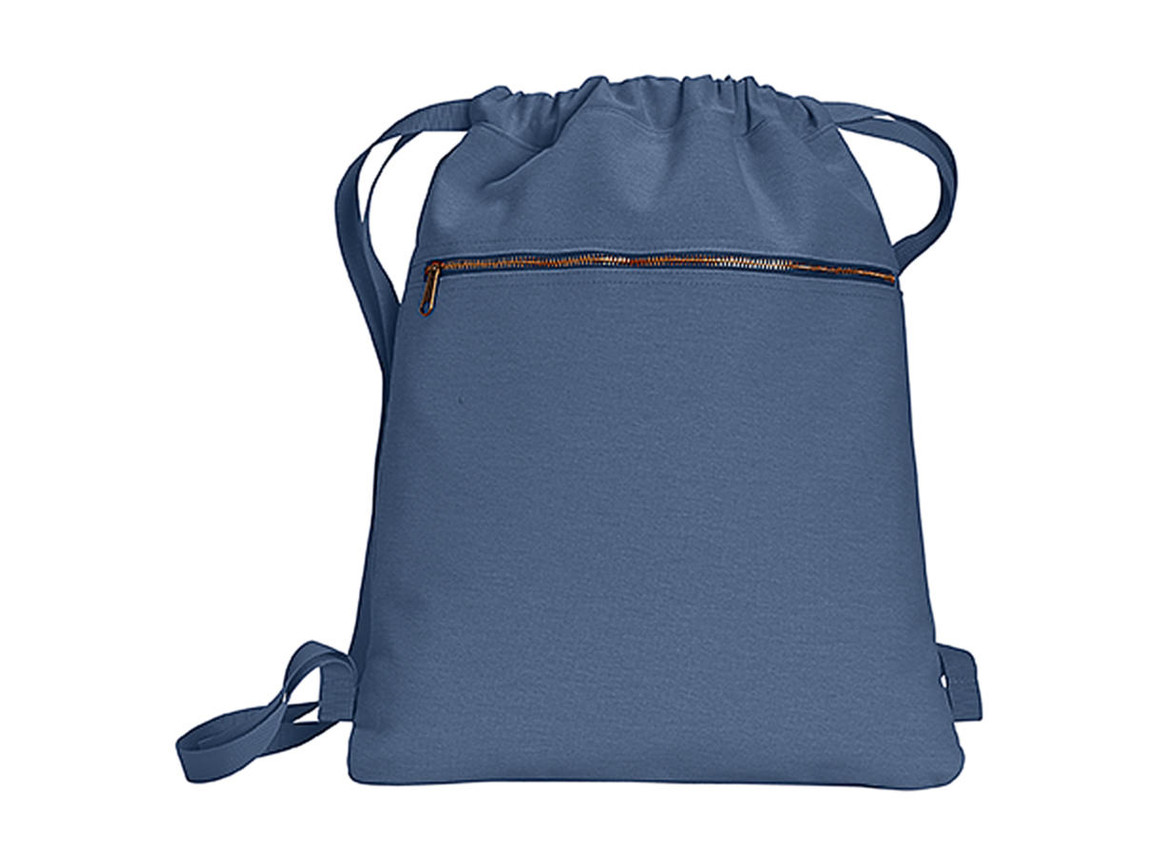 Comfort Colors Canvas Cinch Sak, Blue Jean, One Size bedrucken, Art.-Nr. 601033200