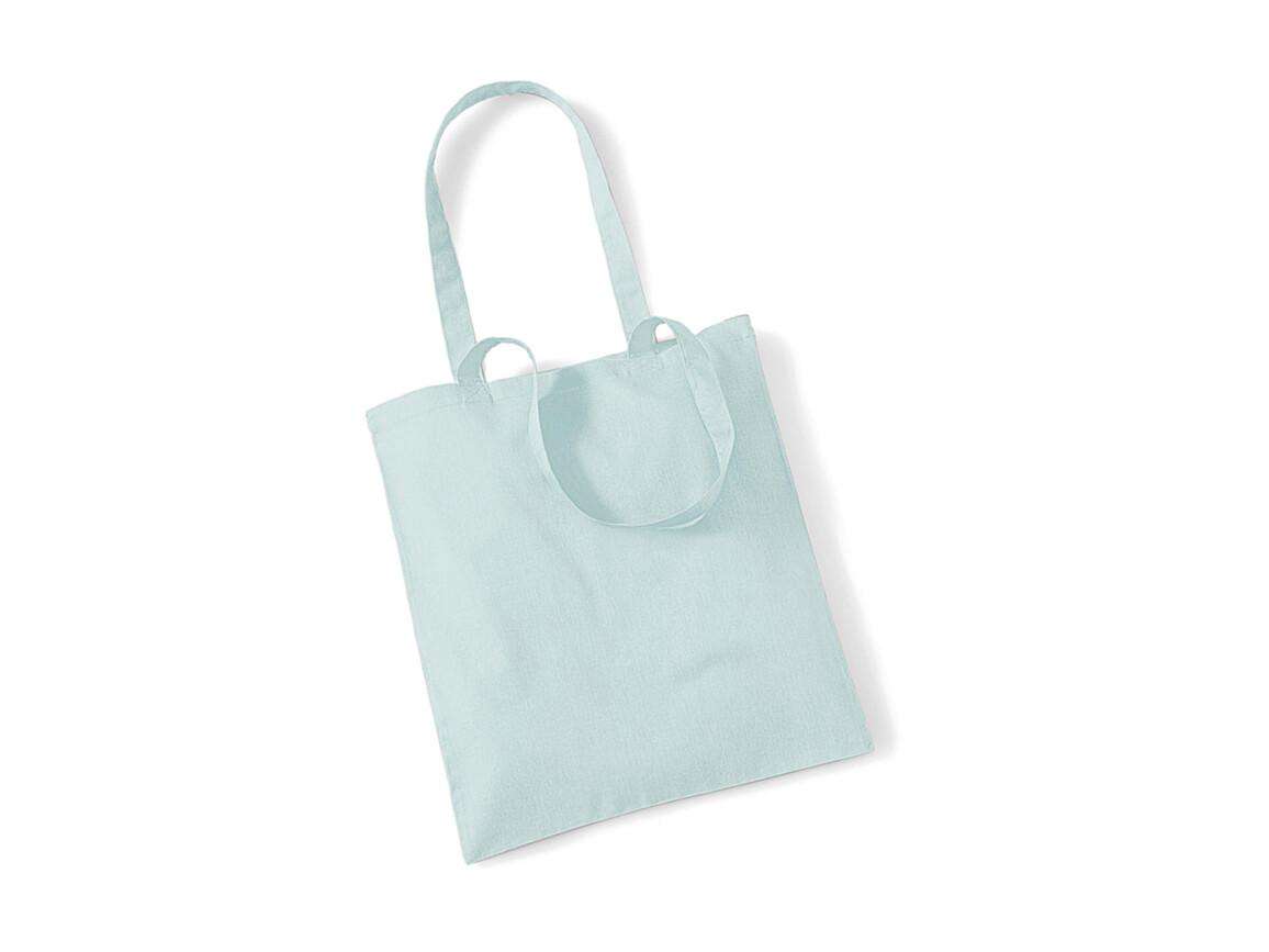 Westford Mill Bag for Life - Long Handles, Pastel Mint, One Size bedrucken, Art.-Nr. 601285150