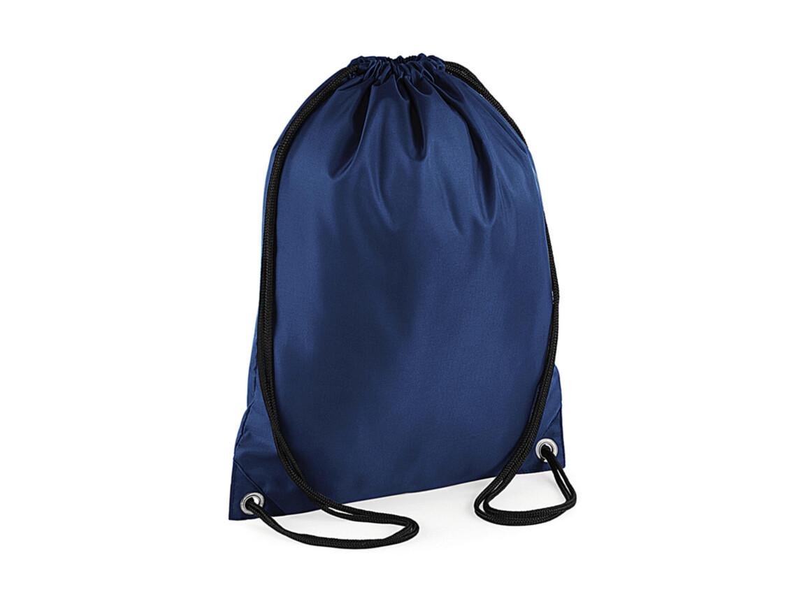 Bag Base Budget Gymsac, Navy, One Size bedrucken, Art.-Nr. 601292000