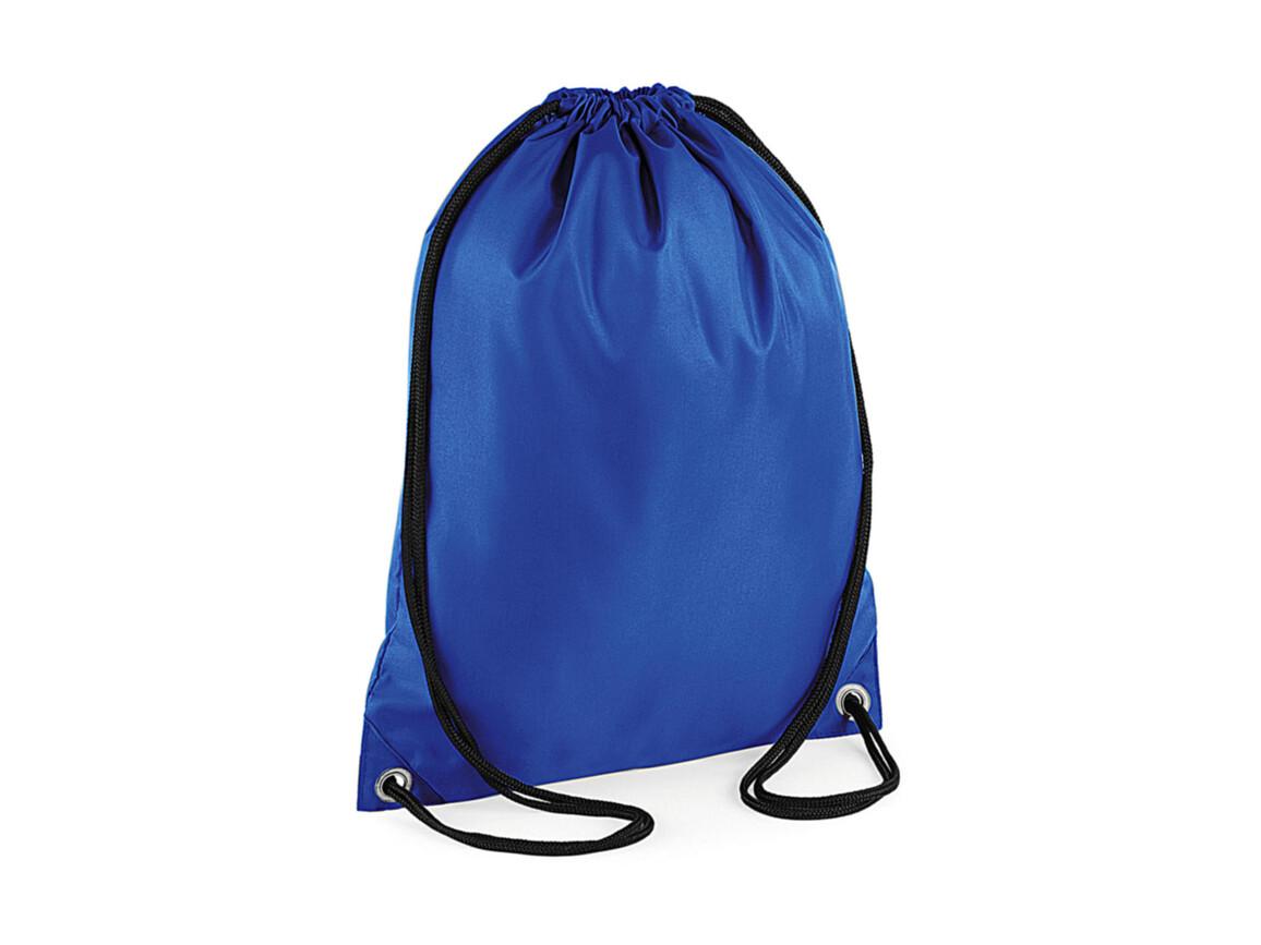 Bag Base Budget Gymsac, Royal, One Size bedrucken, Art.-Nr. 601293000