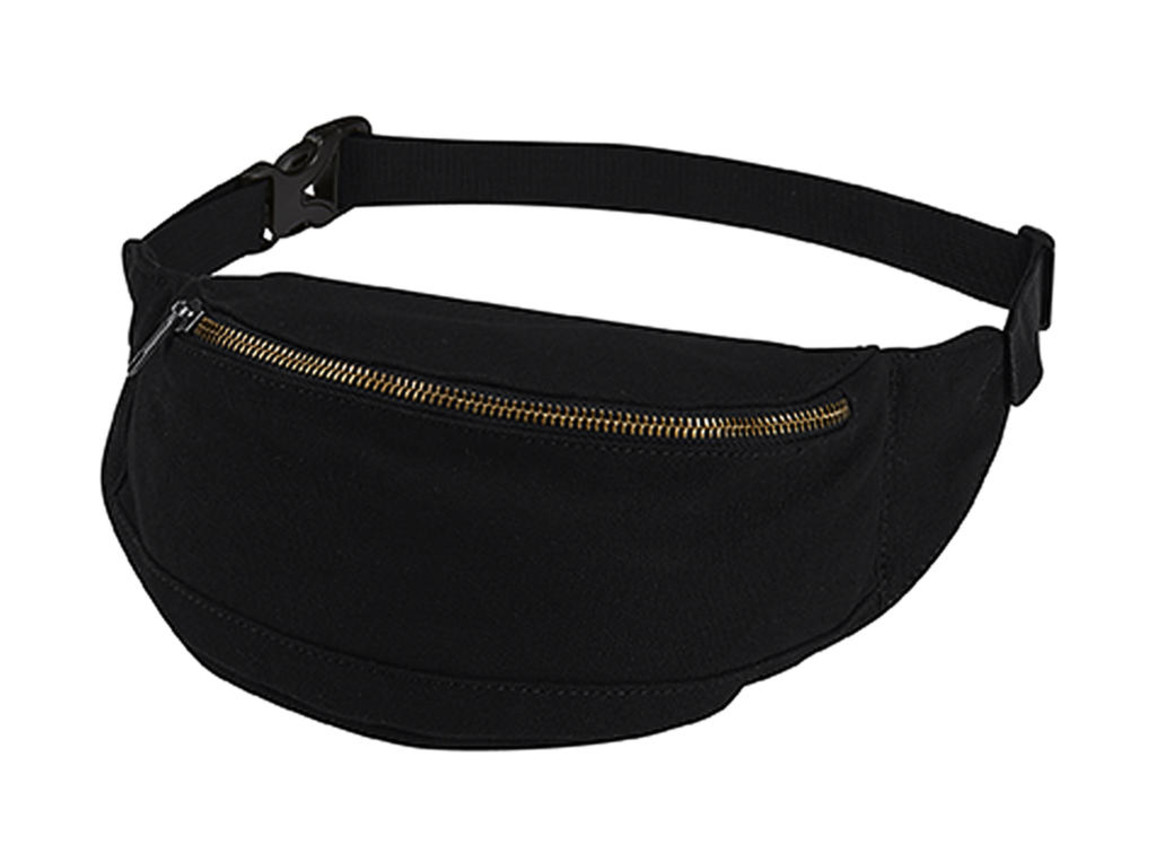 Comfort Colors Canvas Hip Bag, Black, One Size bedrucken, Art.-Nr. 603031010