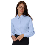 B & C Oxford LSL/women Shirt bedrucken, Art.-Nr. 71042
