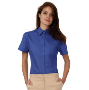 B & C Ladies` Heritage Poplin Shirt - SWP44 bedrucken, Art.-Nr. 71542