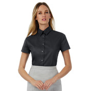 B & C Sharp SSL/women Twill Shirt bedrucken, Art.-Nr. 71942