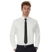 B & C Black Tie LSL/men Shirt bedrucken, Art.-Nr. 72242