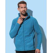 Stedman Active Fleece Jacket Men bedrucken, Art.-Nr. 82305