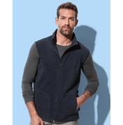 Stedman Active Fleece Vest Men bedrucken, Art.-Nr. 82805