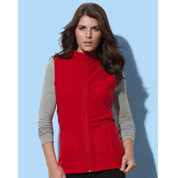 Stedman Active Fleece Vest Women bedrucken, Art.-Nr. 82905