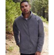 Fruit of the Loom Outdoor Full Zip Fleece bedrucken, Art.-Nr. 87001