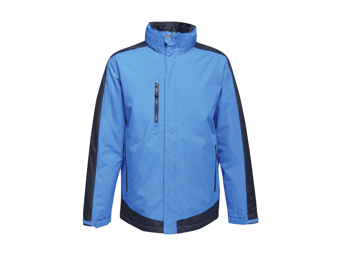 Regatta Contrast Insulated Jacket, New Royal/Navy, XS bedrucken, Art.-Nr. 872173642