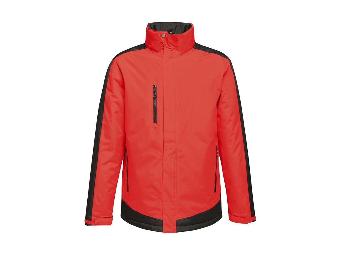 Regatta Contrast Insulated Jacket, Classic Red/Black, M bedrucken, Art.-Nr. 872174514