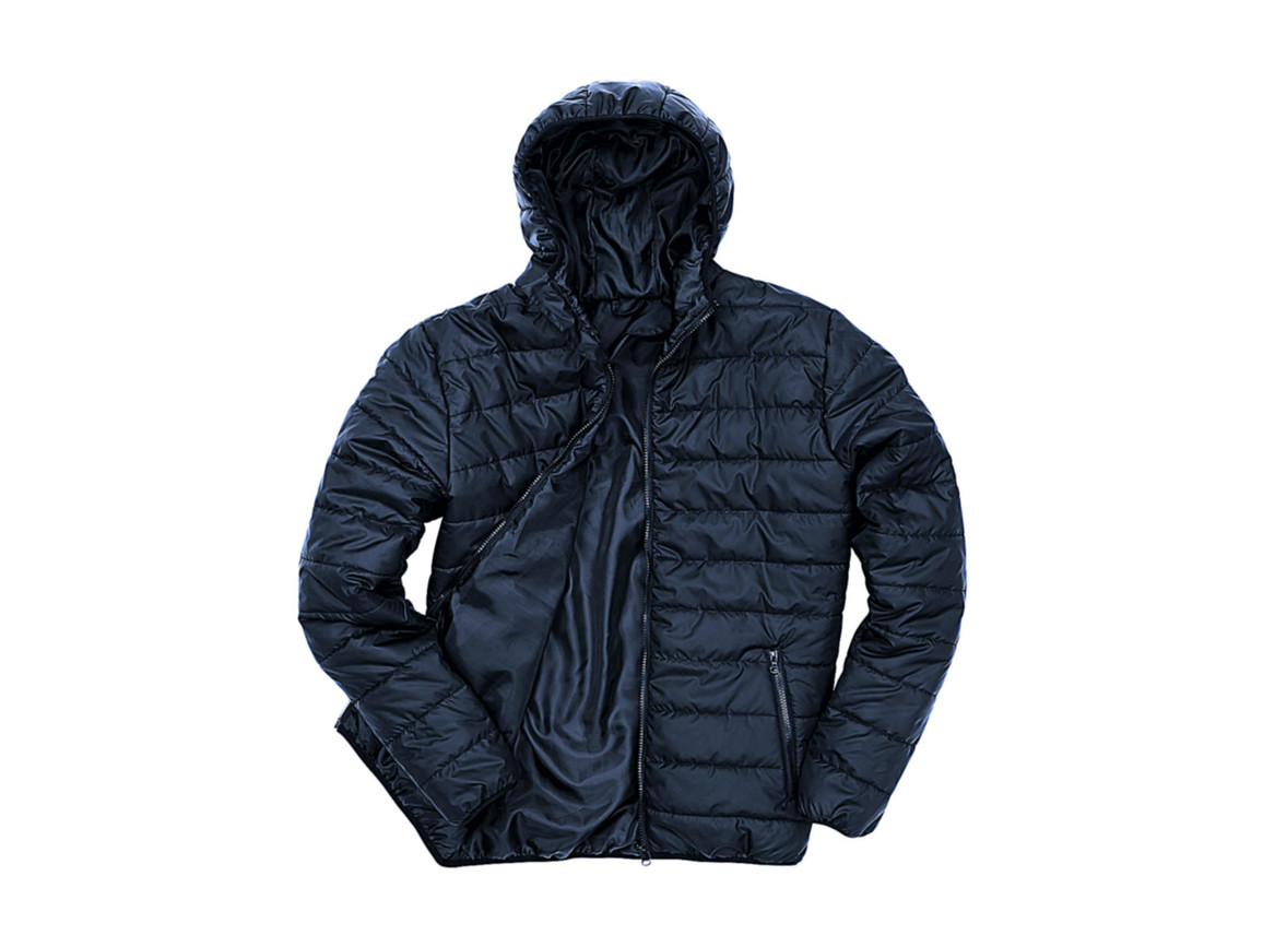 Result Soft Padded Jacket, Navy, 2XL bedrucken, Art.-Nr. 872332007
