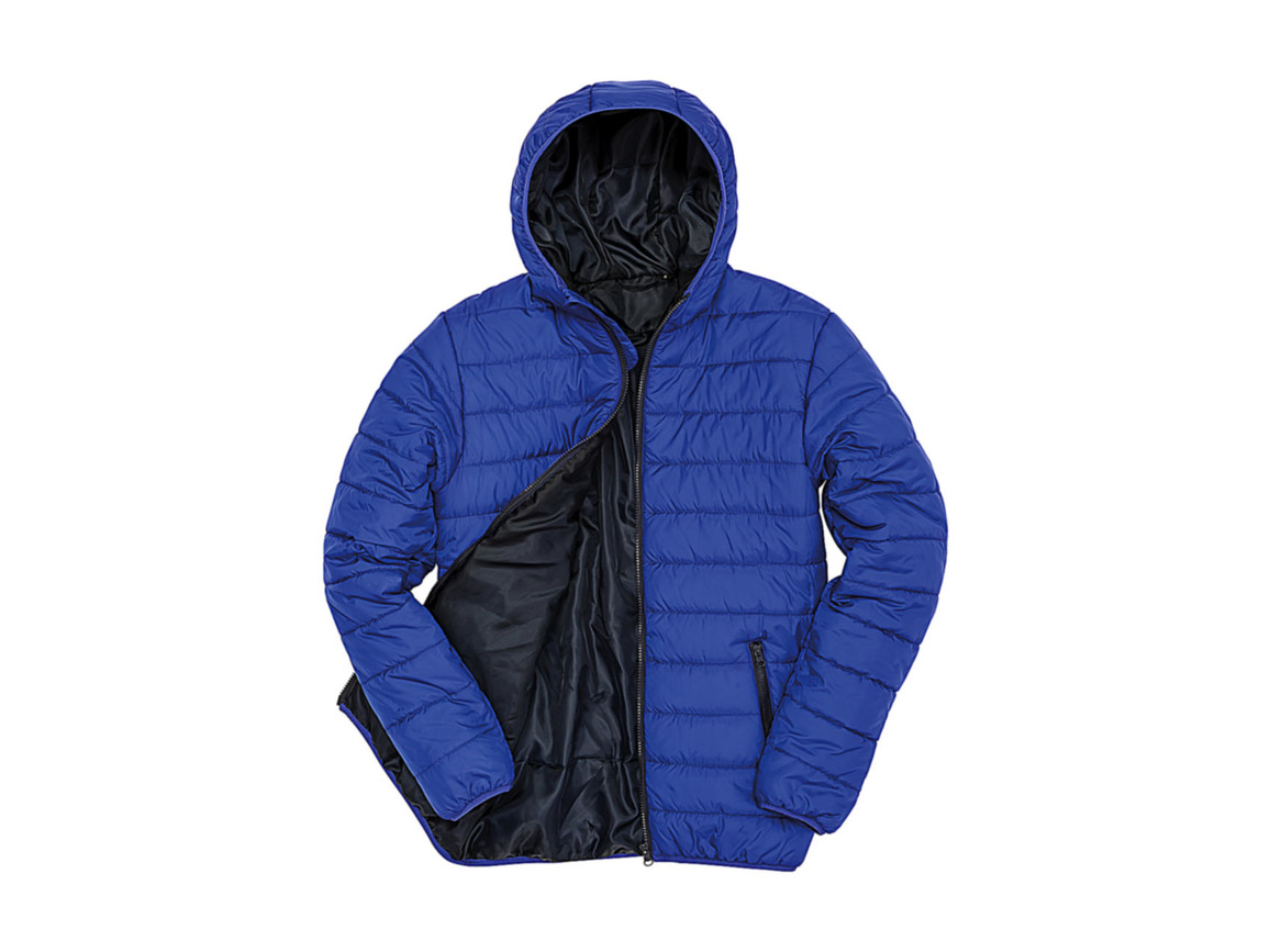 Result Soft Padded Jacket, Royal/Navy, XS bedrucken, Art.-Nr. 872333662