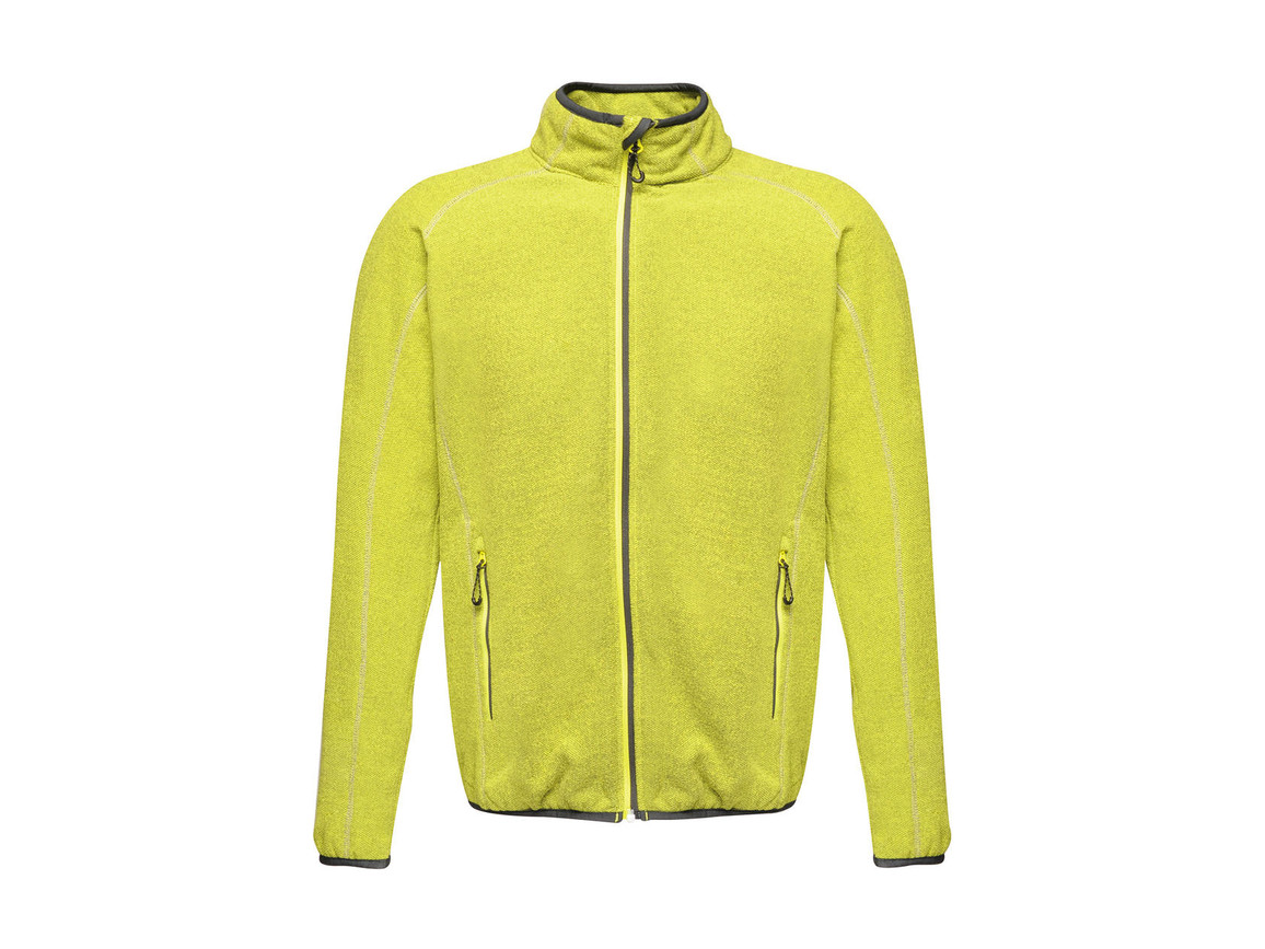 Regatta Dreamstate Full Zip Mini Honeycomb Fleece, Lime Punch, 3XL bedrucken, Art.-Nr. 877175238