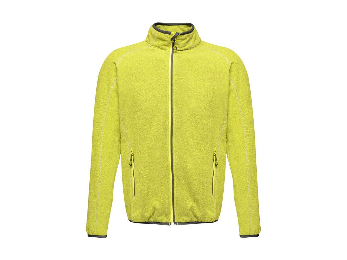 Regatta Dreamstate Full Zip Mini Honeycomb Fleece, Lime Punch, XL bedrucken, Art.-Nr. 877175236