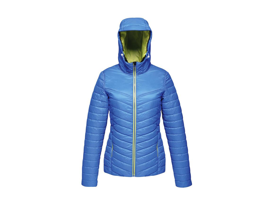 Regatta Women`s Acadia II Warmloft Down-Touch Jacket, Oxford Blue/Neon Spring, 10 (36) bedrucken, Art.-Nr. 885173753