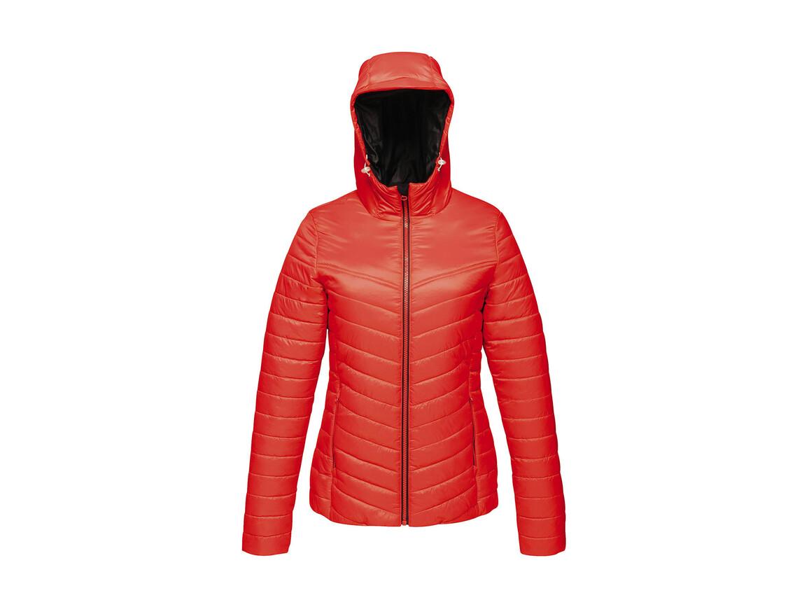 Regatta Women`s Acadia II Warmloft Down-Touch Jacket, Classic Red/Black, 10 (36) bedrucken, Art.-Nr. 885174513