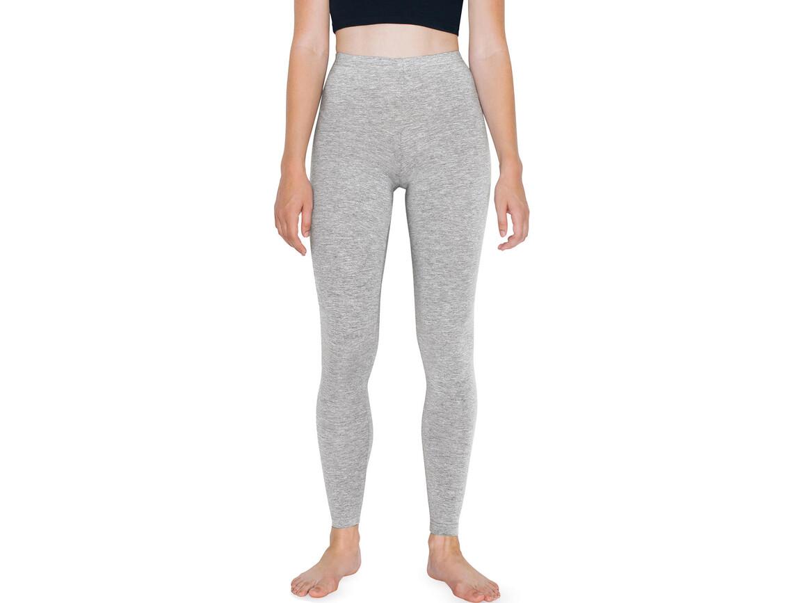 American Apparel Women`s Jersey Legging, Heather Grey, S bedrucken, Art.-Nr. 901071233
