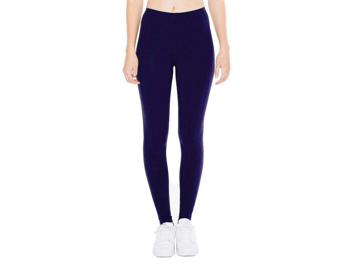 American Apparel Women`s Jersey Legging, Imperial Purple, XS bedrucken, Art.-Nr. 901073472