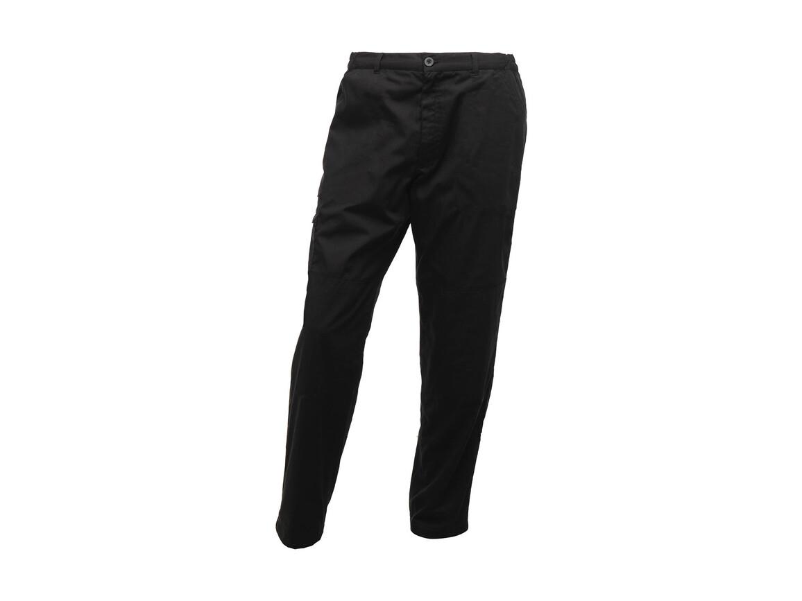 "Regatta Pro Cargo Trouser, Black, 34"" bedrucken, Art.-Nr. 901171013"
