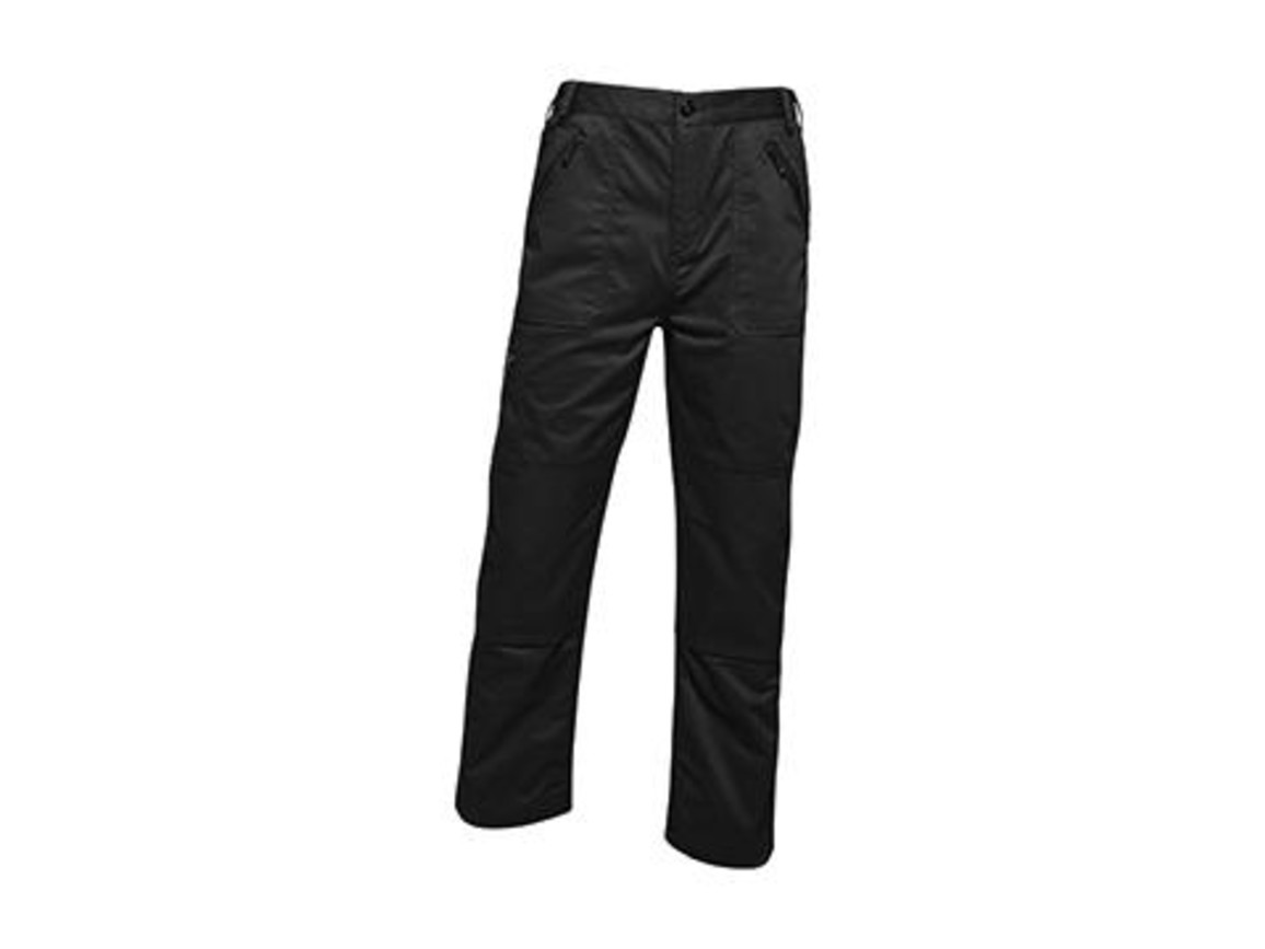 "Regatta Pro Action Trouser, Black, 30"" bedrucken, Art.-Nr. 902171011"