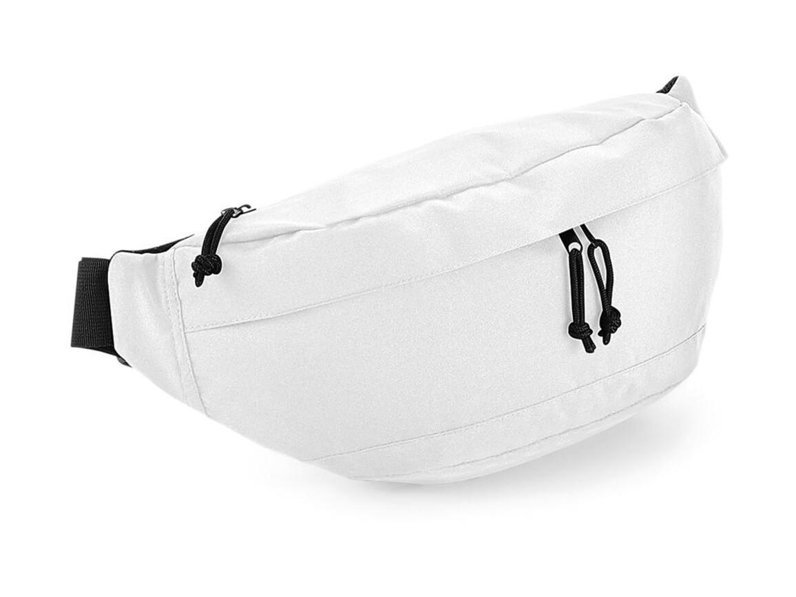 Bag Base Oversized Across Body Bag, White, One Size bedrucken, Art.-Nr. 904290000