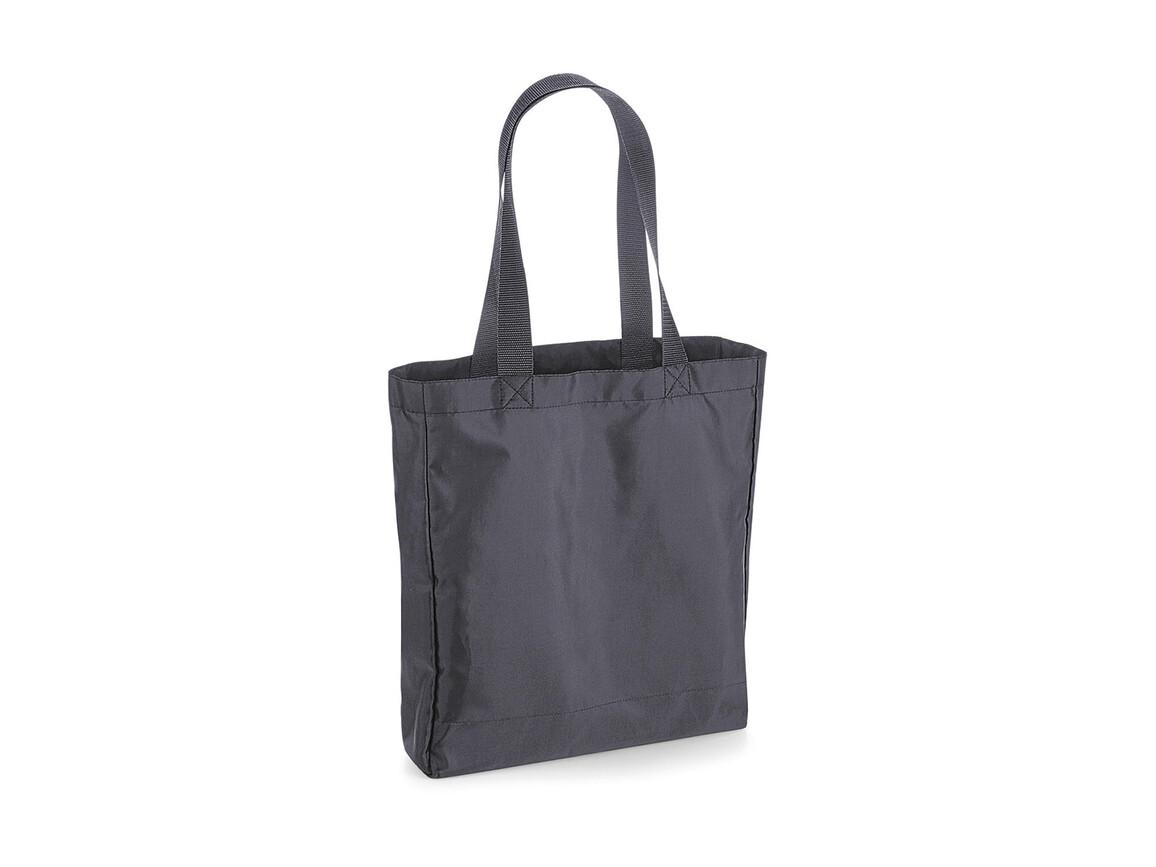 Bag Base Packaway Tote Bag, Graphite Grey/Graphite Grey, One Size bedrucken, Art.-Nr. 905291710
