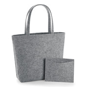 Bag Base Felt Shopper bedrucken, Art.-Nr. 91329