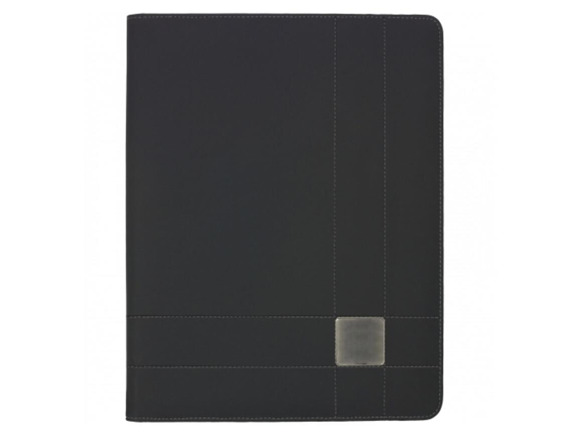 A5 Portfolio Chapeau Tablet - Schwarz bedrucken, Art.-Nr. LT90943-N0002