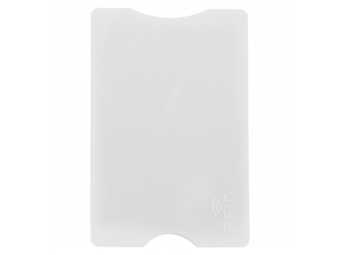 Kartenhalter Anti Skim (Hard Case) - Weiss bedrucken, Art.-Nr. LT91241-N0001