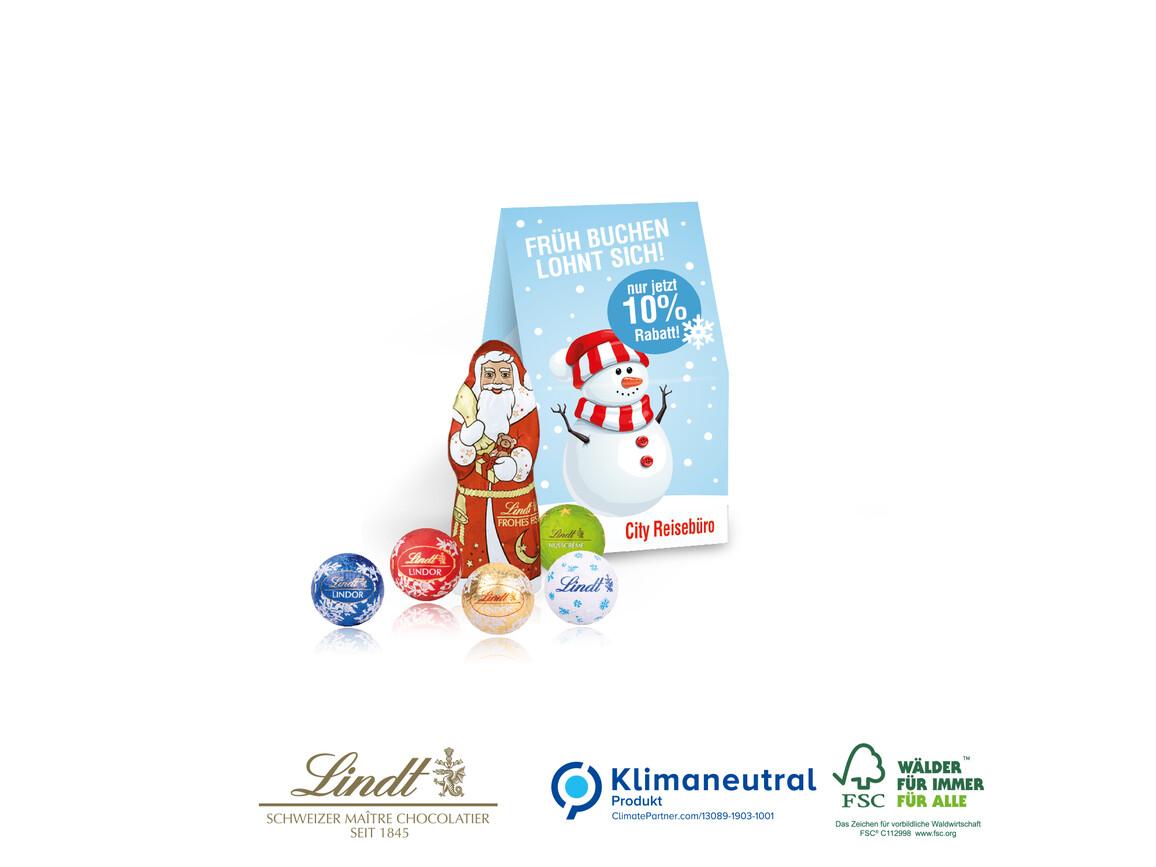 """Präsent """"Christmas Minis"""", Klimaneutral, FSC®-zertifiziert bedrucken, Art.-Nr. 95435"""