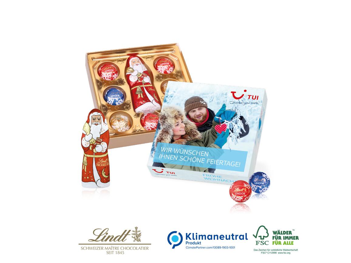 """""""Himmlische Weihnachtszeit"""", Klimaneutral, FSC®-zertifiziert bedrucken, Art.-Nr. 95451"""
