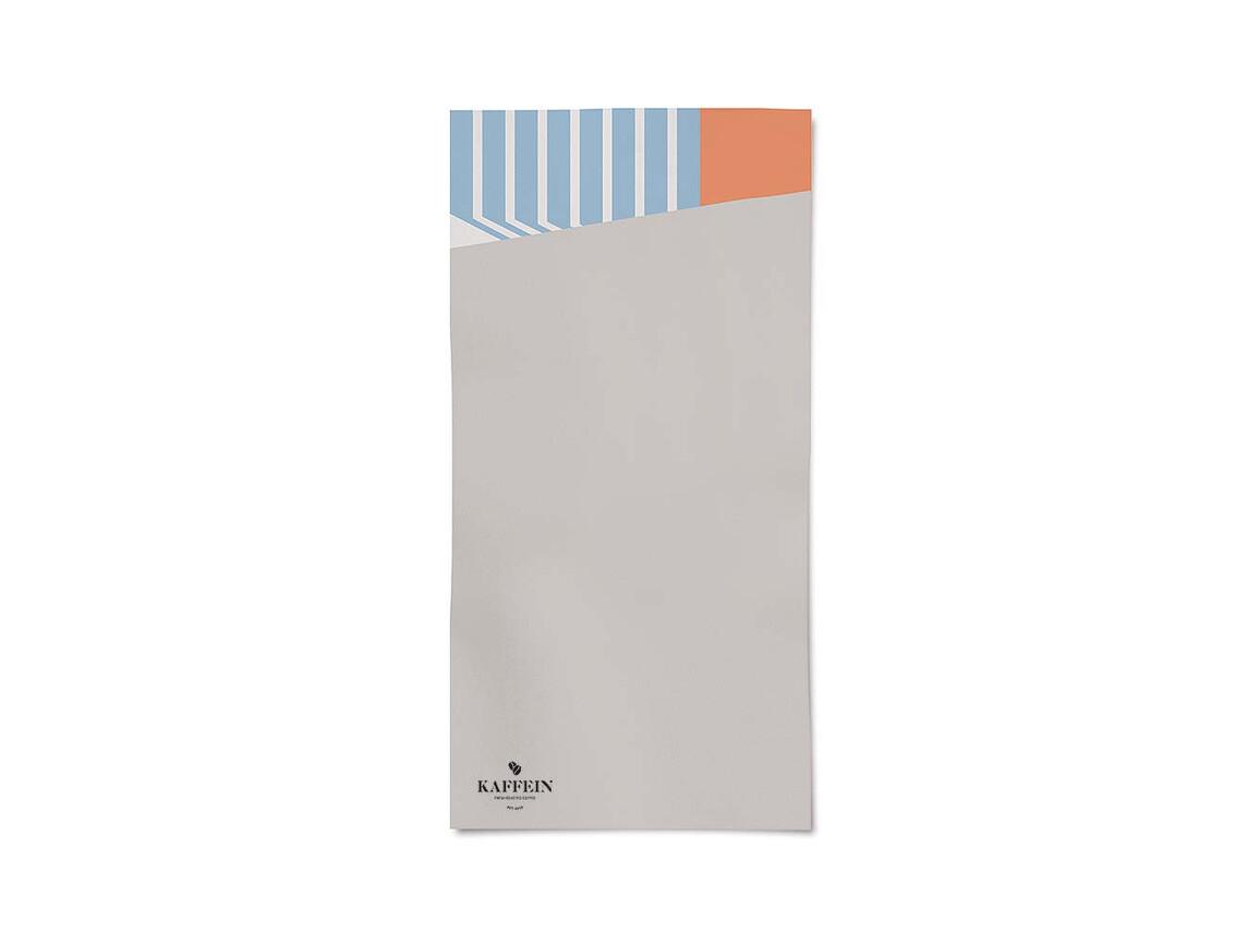 Mikrofaser Handtuch 200g/m² - inkl. All Over Print  - 30x50 cm - Economy bedrucken, Art.-Nr. L5009-1