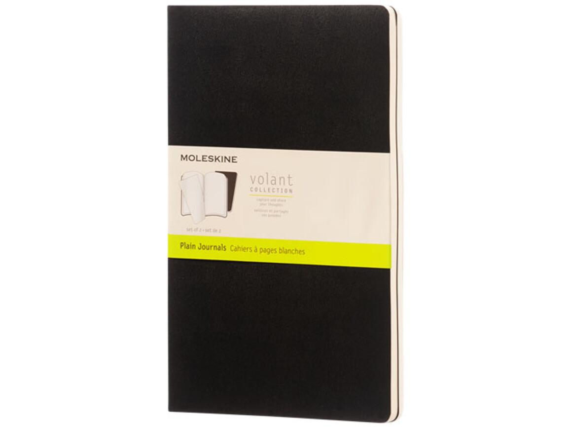 Volant Journal L – blanko, schwarz bedrucken, Art.-Nr. 10718400