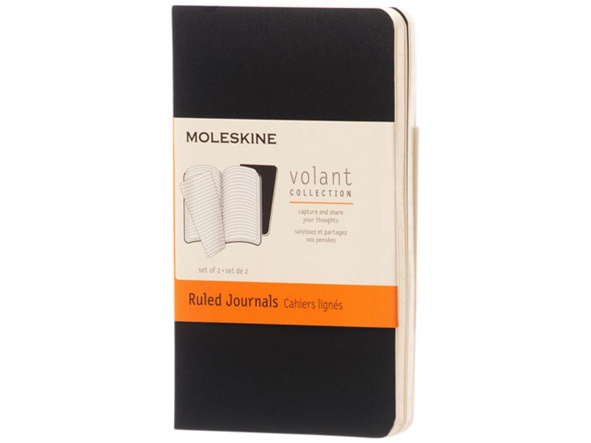 Volant Journal XS – liniert, schwarz bedrucken, Art.-Nr. 10719100