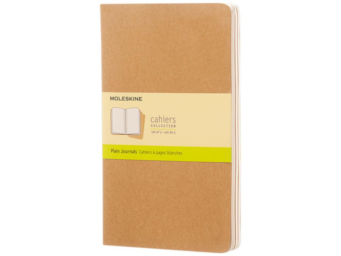 Cahier Journal L – blanko, Kraftpapier bedrucken, Art.-Nr. 10719225