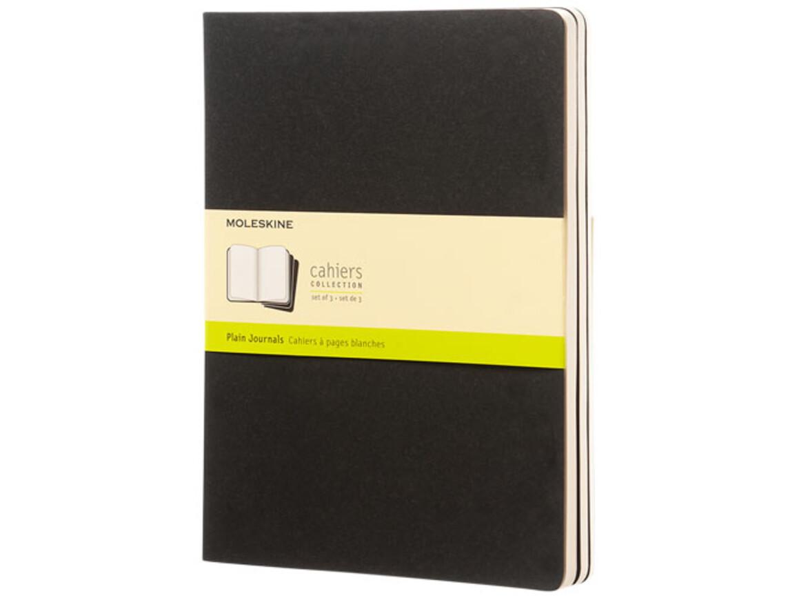 Cahier Journal XL – blanko, schwarz bedrucken, Art.-Nr. 10719600