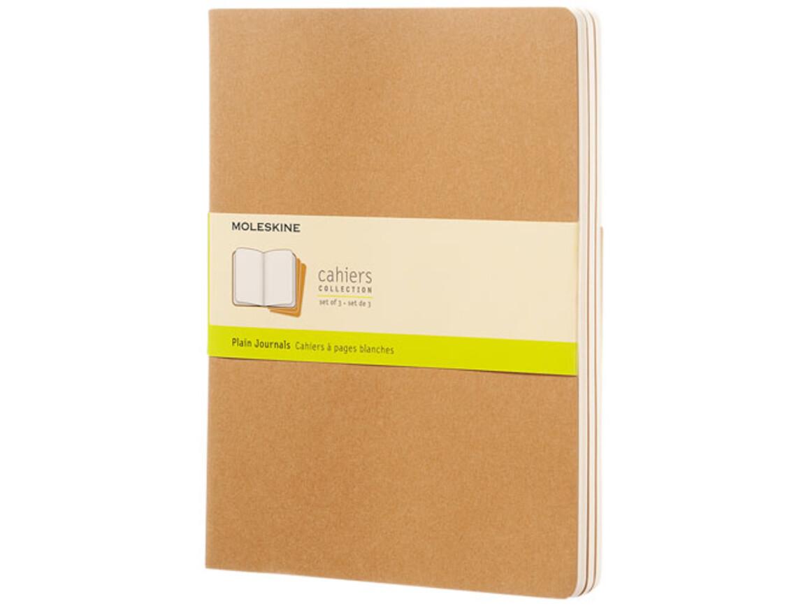 Cahier Journal XL – blanko, Kraftpapier bedrucken, Art.-Nr. 10719625