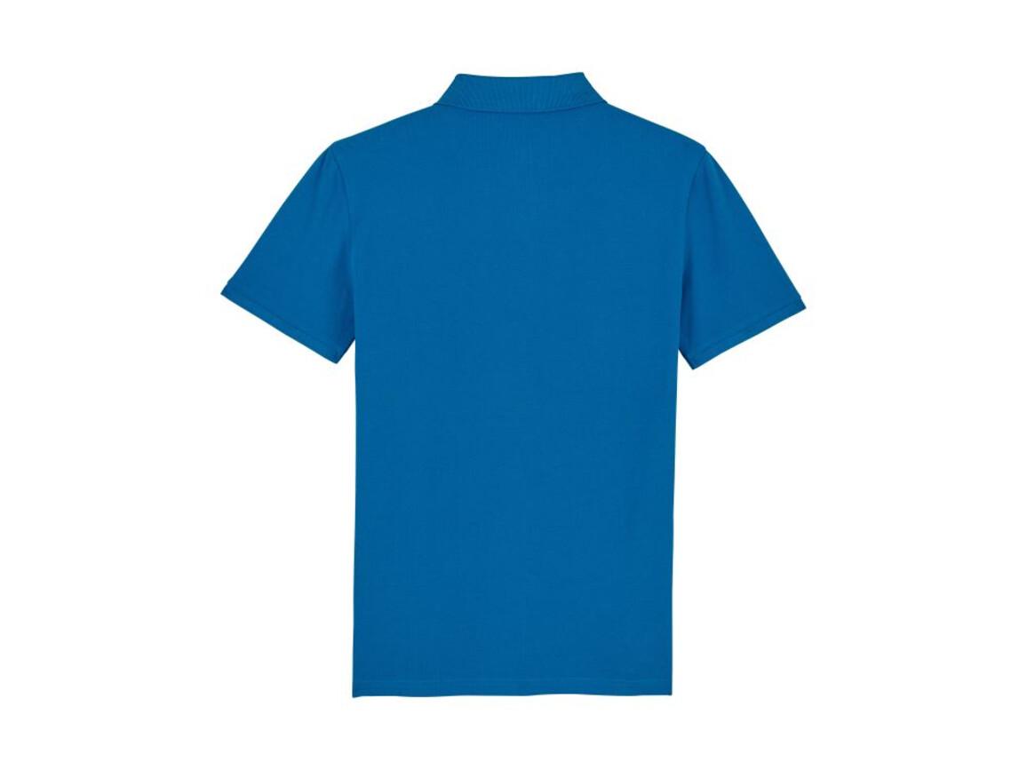 Iconic Herren Poloshirt - Royal Blue - L bedrucken, Art.-Nr. STPM563C2301L