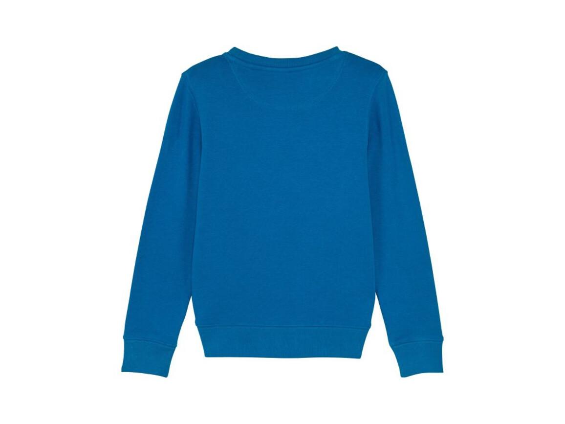 Iconic Kinder Rundhals-Sweatshirt - Royal Blue - 3-4 bedrucken, Art.-Nr. STSK913C23003