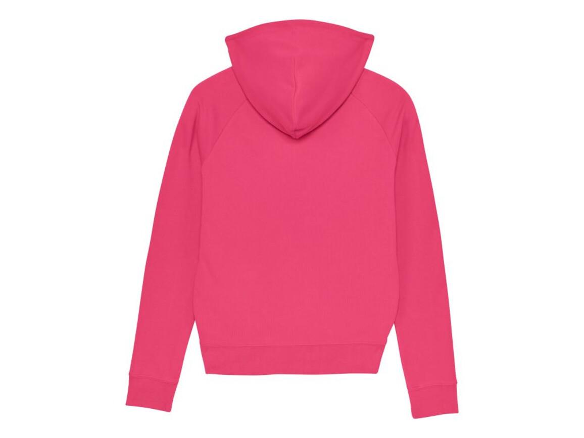 Iconic Damen Hoodie - Pink Punch - L bedrucken, Art.-Nr. STSW148C0241L