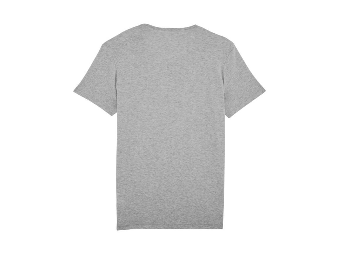 Herren Leichtes T-Shirt - Heather Grey - XL bedrucken, Art.-Nr. STTM526C2501X