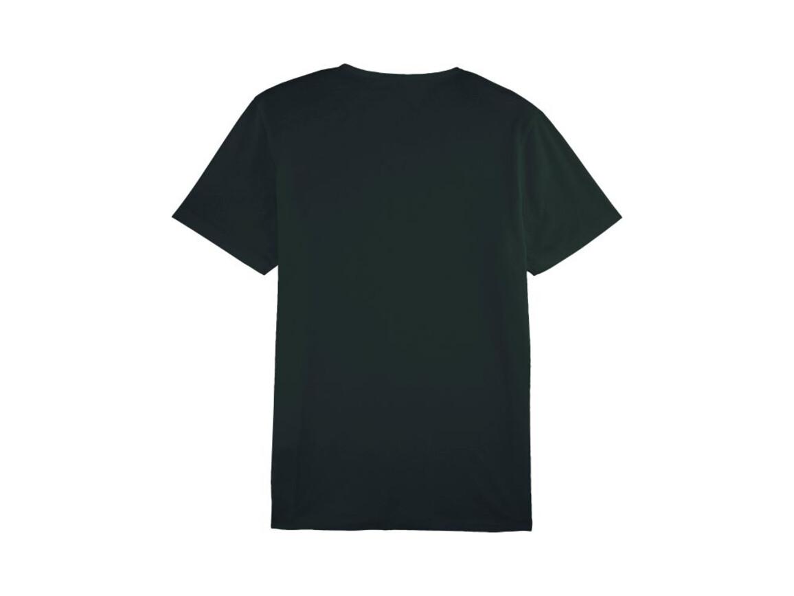 Herren Leichtes T-Shirt - Black - L bedrucken, Art.-Nr. STTM526C0021L