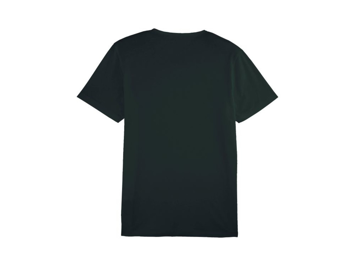 Herren Leichtes T-Shirt - Black - S bedrucken, Art.-Nr. STTM526C0021S