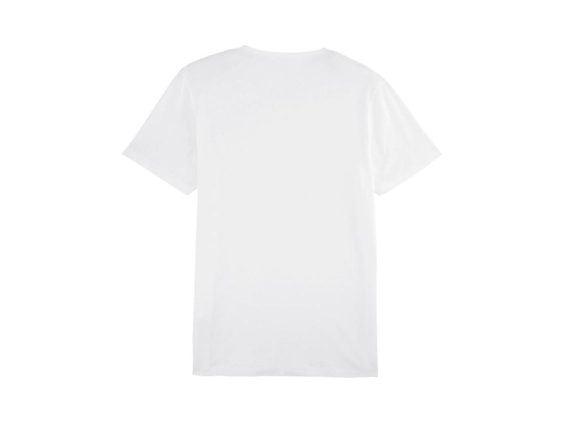 Herren Leichtes T-Shirt - White - XS bedrucken, Art.-Nr. STTM526C001XS
