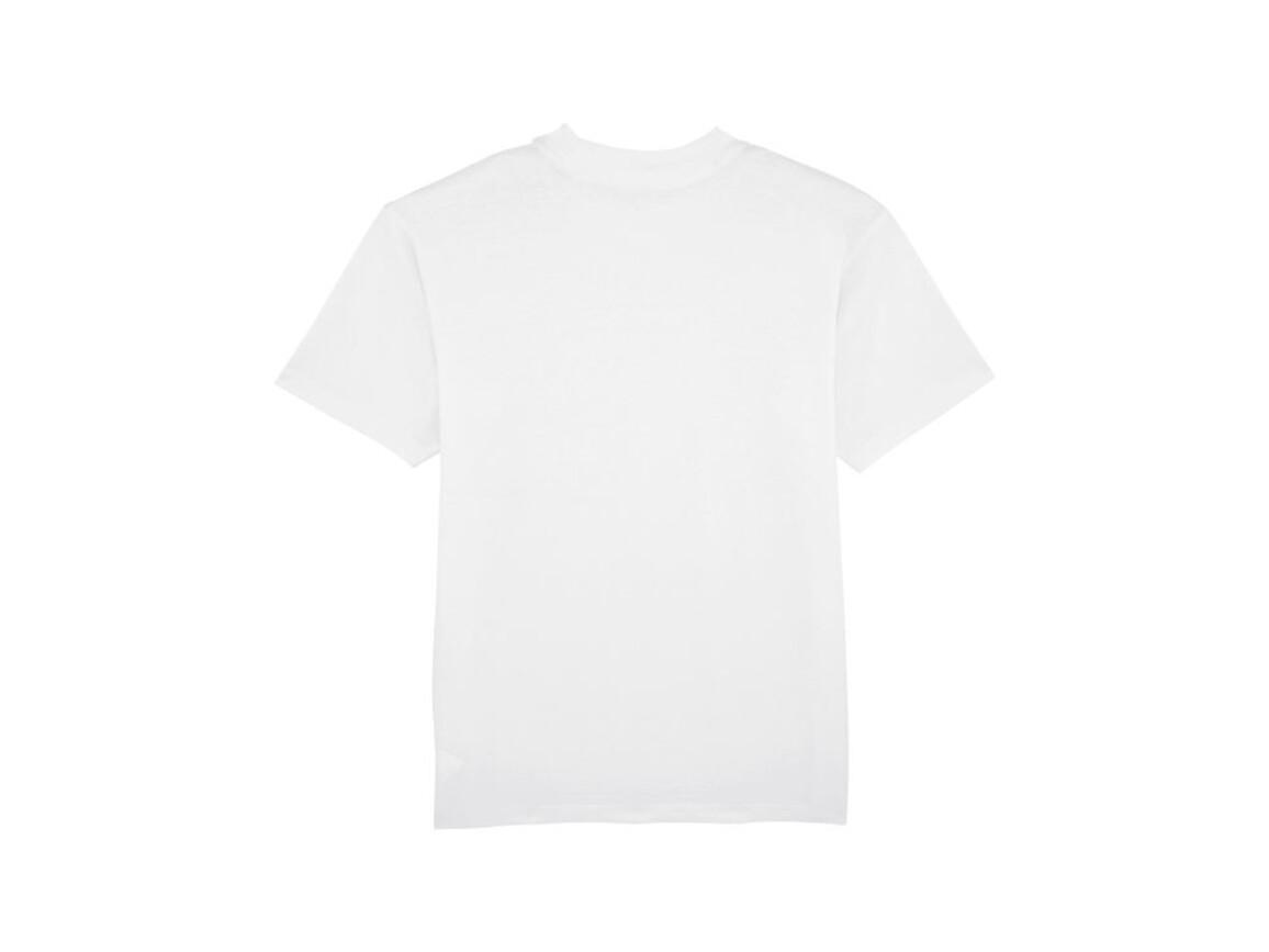 Herren T-Shirt mit Stehkragen - White - XL bedrucken, Art.-Nr. STTM527C0011X