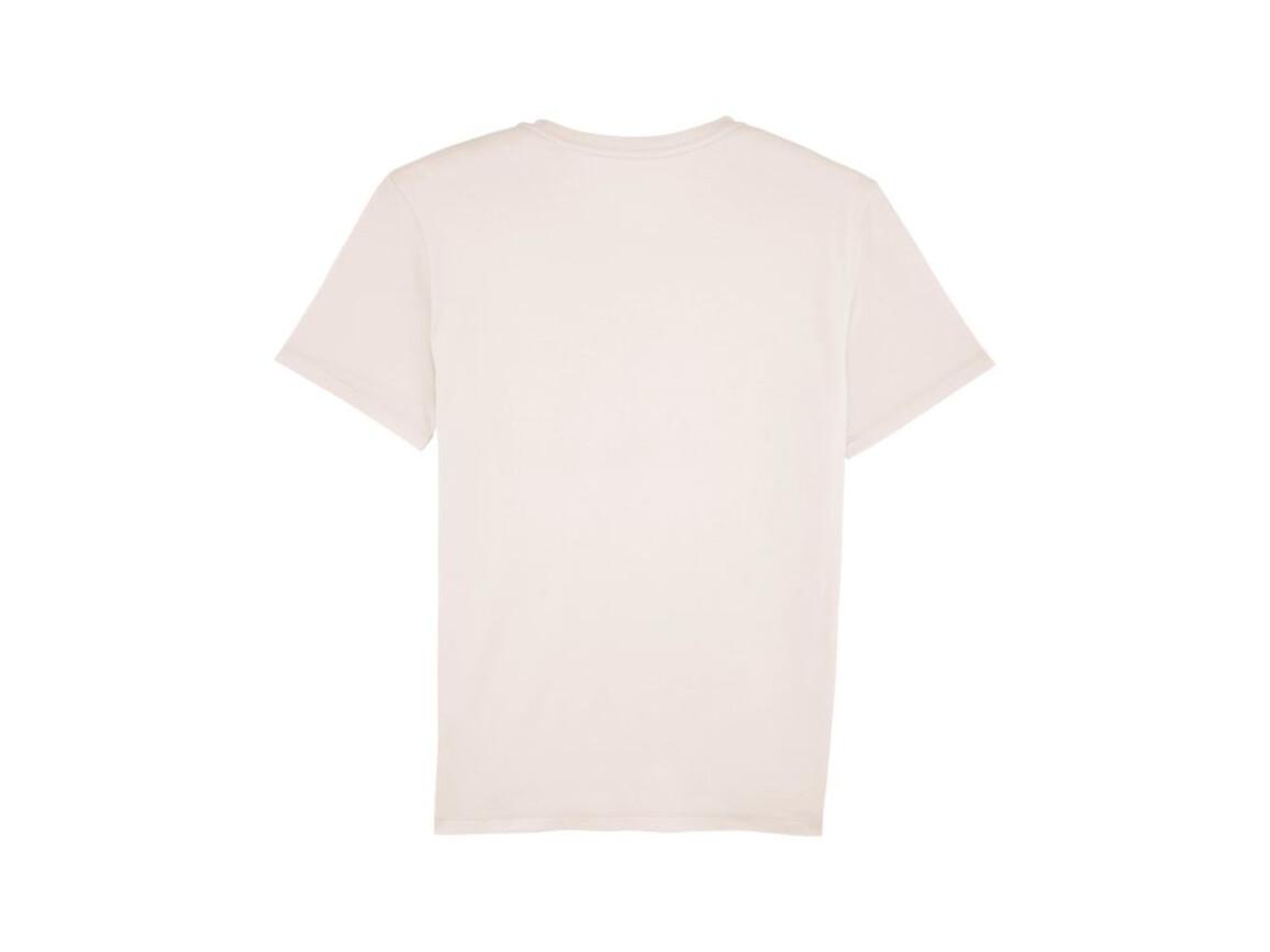 Unisex Schlichtes T-Shirt - Vintage White - XS bedrucken, Art.-Nr. STTM528C504XS