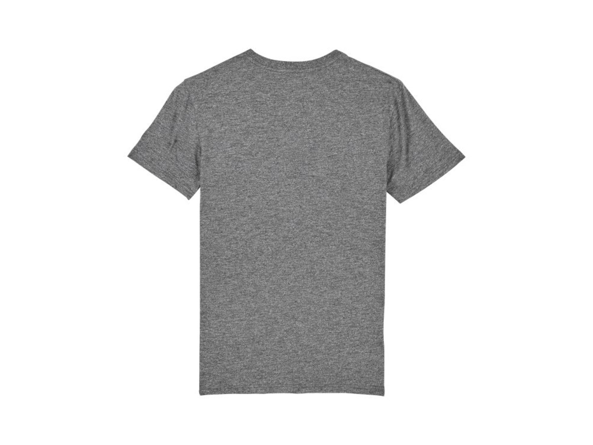 Iconic Unisex T-Shirt - Marble Slub Heather Black - S bedrucken, Art.-Nr. STTU755C6781S